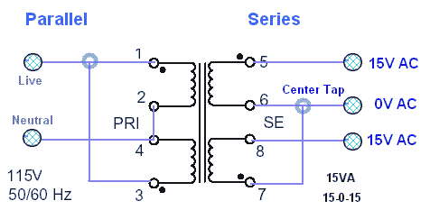 center tapped transformer wiring wiring diagram rh 3 fomly be