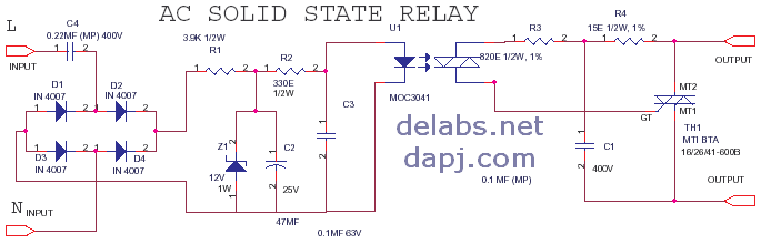 schematics of delabs  ac