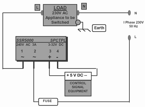 Dayton Solid State Relay Wiring Diagram - Wiring Diagrams IMG on