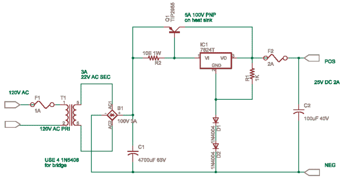3 on ac dc electronics power supply circuit diagram