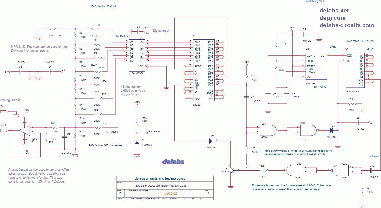 Digital Clock Circuit Diagram On Digital Counter Circuit Schematic