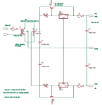 Single Chip dual power supply