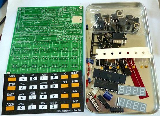 8051-kit-byomp