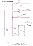 Square and Triangle Opamp Oscillator