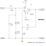 Non-Inverting Amplifier – Op-Amp Circuits
