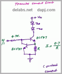 Constant Current Source LED Drive