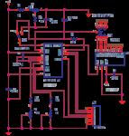 PLL using 4046 – Phase Locked Loop