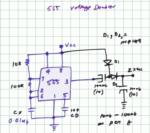 LM555 Voltage Doubler