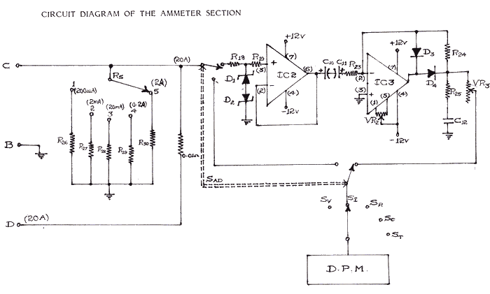 Ammeter and Precision Rectifier