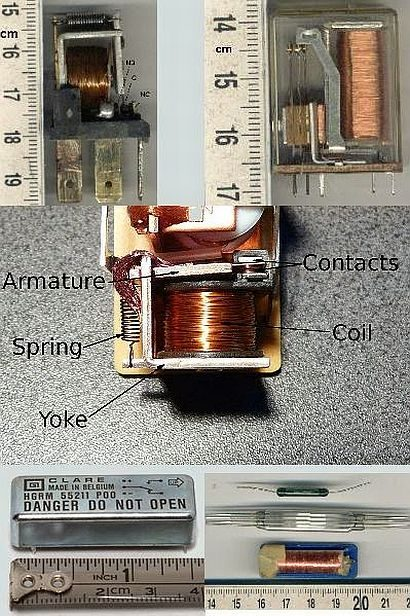 electromagnetic-relays